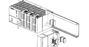مواصفات ومكونات المتحكم المنطقي القابل للبرمجة Simatic Step7 – 300